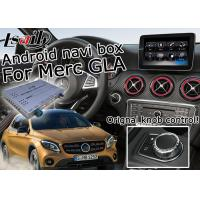 Quality Video Interface Car Navigation Box For Mercedes Benz Gla Mirrorlink , Rearview ( Ntg 5.0 ) for sale