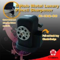 Quality 8 Hole Hand Crank Pencil Sharpener(91-1312-00) for sale