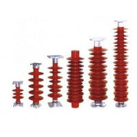 Quality High Voltage Long Rod 330Kv Composite suspension Silicon Insulator for sale