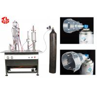 Buy cheap Safe Oil Free Fresh Air / Oxygen Gas Filling Machine With Compressed Air Power product