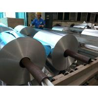 Quality 7 Micron Thickness Industrial Aluminum Foil Kichen Use Alloy 3102 for sale