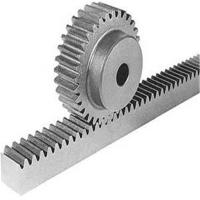 Quality M1*15*15*1500mm Metal Spur Gear Cars Or Other Wheeled Steered Vehicles for sale