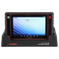 Quality Launch X431 PAD II Tablet Diagnostic Computer Launch X431 Scanner Support WIFI With 2 Years Warranty Update Online Free for sale