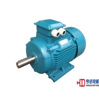 Quality High Efficiency Low Voltage Three Phase Asynchronous Motors / Electric Induction Motor for sale