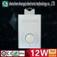 China IP65 Motion Sensor China Solar LED Street Lights For Outdoor Parking Lot Lighting with 5 years warranty on sale