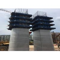 China Steady Reliable Structure Adjustable Column Formwork High Bearing Capacity on sale