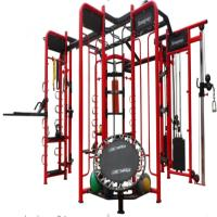 Quality Synrgy 360 crossfit multi station gym equipment XR5506A for sale