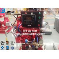 Buy cheap UL Listed NFPA20 Standard Fire Pump Diesel Engine Used In The Fire Water Pump Set 163KW With 1500rpm Speed from wholesalers