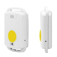 Quality Elderly Wireless Portable GSM Medical Alert System Auto Dial Health Alert Alarm for sale