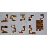 Quality Multilayer Custom Printed Circuit Boards , CNC Overlay Keyboard Membrane Switch for sale