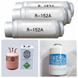 Quality HFC-152a refrigerant gas 99.9% pure high quality for sale