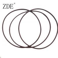 Buy cheap Brown Metric Standard Chemical Resistance 90 Shore FKM O-Ring Seal For Pump from wholesalers