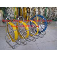 Quality cable rods,fiberglass push pull,FRP duct rodder for sale