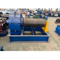 Construction Site Electric Hoist Winch High Automation Intelligent Operation