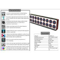 Quality Blue Red Hydroponics LED Grow Light 630nm / 460nm 612W~644W D C 32 ~ 45V , LED Plant Grow for sale