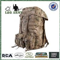 Quality 1000D Cordura Fabric Large Military Backpacks with 3 pouches for sale