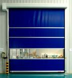 Quality High Speed Fabric Garage Door For Sale for sale