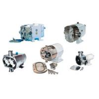 Quality sanitary rotary pump with gearbox for sale