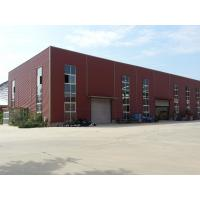 Quality Supermarket And Logistic Warehouse Steel Structure Quick To Fabricat for sale