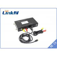 Buy cheap HD & SD Compatible Long Range Video Transmitter With RS485 / RS232 / TTL Datas from wholesalers