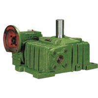 China WPE Industrial Worm Gear Reducer Double Reduction Worm Gearbox , Green on sale