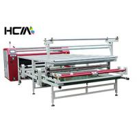 Quality Sublimation Rotary Heat Press Machine For Sportswear Roll Fabric Printing for sale
