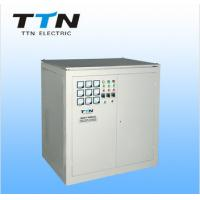 Quality SBW-F independent Type Compensation three phase 100000 watt ac automatic voltage regulator for sale