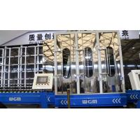 Quality 2500mm Height Double Glazing Glass Machine High Efficiency For LowE Glass for sale
