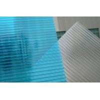 Quality Sunhouse Carport Canopy Materials Polycarbonate Hollow Sheet in Colors for sale