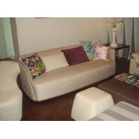 SINGH WOOD WORKS Sofa Fabric Leather Foam