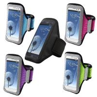 Quality Neoprene Running Sports Armband Case for Samsung Galaxy Nexus Cell Phone for sale
