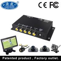 Quality Car DVR Kit 	Vehicle Security Camera System With 3G Real Time GPS Tracking for sale