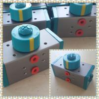 GT032 small size mini  aluminum alloy pneumatic rotary actuator for valves