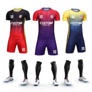 China Custom Logo Print Club America Jerseys 2020 Soccer Jersey Shirt Best France Football Uniform on sale