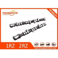 Buy cheap Forging Steel Toyota Engine Camshaft 13501 - 75010 Toyota Camshaft For 1RZ 2RZ from wholesalers