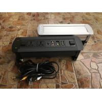 China conference table with data ports uk plug socket conference table power outlets on sale