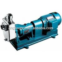 Quality small stainless steel self priming pump for sale