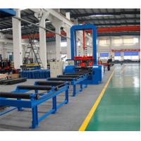 China H-Beam Assembling Machine Automatic centering  Easy to operate, high efficiency on sale