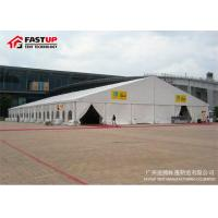Quality Large Aluminum 30x50 Wedding Marquee Tent With All Decoration Water Resistance for sale