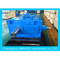 Quality Low Noise GMC Gearbox WIHT Alloy Bronze Wheel / Output Speed 769rpm for sale