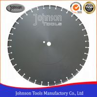Quality 550mm Diamond Cutting Saw Blade For Reinforced Concrete And Asphalt for sale