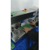 Quality High Speed Aluminum / Copper PCB Punching Machine 0.8mm - 3.5 mm Thick for sale
