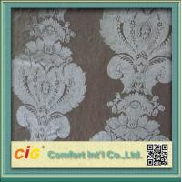 Quality Fashion Unique Design Modern Curtain Fabric , Wholesale Curtain Fabric Shrink-Resistant for sale