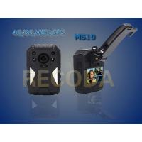 Buy cheap Waterproof IP 68 Law Enforcement Body Camera Policy With 140 Degrees Recording product