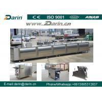 Quality Automatic Peanut Bar , Peanut Crunch , Cereal Bar Cutting Machine For Sesame Bar , Snap Sesame Bar for sale