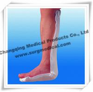 China Orthopedic Fiberglass Cast And Splint Bone Fracture Molding Excellent Ventilation on sale