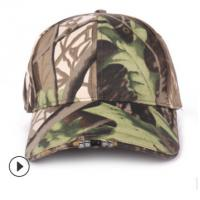 Buy 6 Panel LED Snapback Hats For Men 100% Cotton Material Breathable at wholesale prices