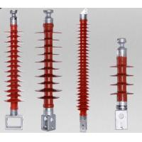 Quality Wall Through / Cylinder Type Railway Insulators / Suspension Composite Insulator for sale