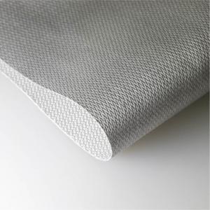 Quality 3732 Polyurethane Pu Coated Fiberglass Fabric , High Temperature Fiberglass Cloth for sale