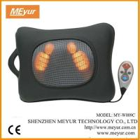 Buy cheap MEYUR Infrared Heat Kneading Shiatsu Massage Pillow,Massage Cushion for home and car used. product